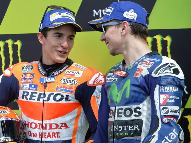 MotoGp, Lorenzo firma per la Honda Con Marquez nasce il dream team