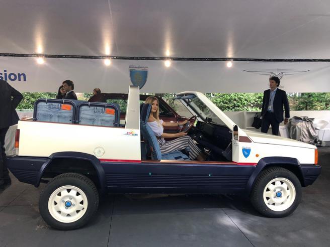 Al Parco del Valentino il meglio dell'auto