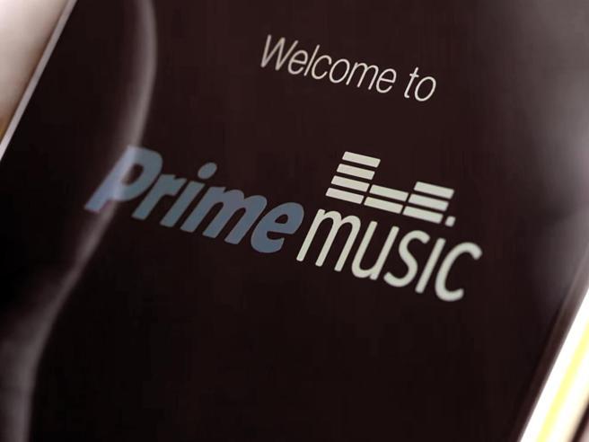 Prime Music sbarca in Italia, musica in streaming gratis per gli abbonati