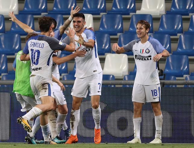 L'Inter primavera vince lo scudetto: battuta la Fiorentina 2-0