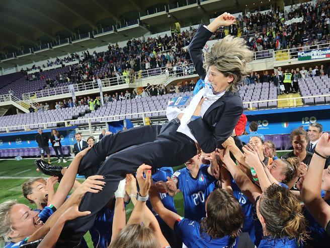 Il c.t. che ha portatole donne  ai Mondiali «La spinta giustacontro i pregiudizi»