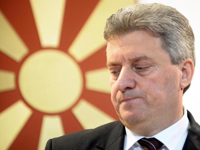 Macedonia, il  presidente contro l'accordo sul nome: Non firmo