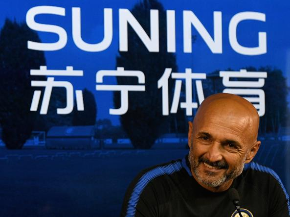 Luciano spalletti, allenatore dell'Inter (Getty)