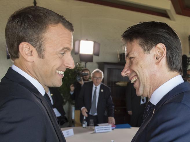 Aquarius |  Conte sente Macron |  «Caso chiuso |  ora lavoriamo alla riforma dei regolamenti di