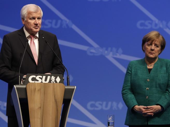 Migranti, Merkel vede Conte: venire incontro a richieste italiane,  solidarietà
