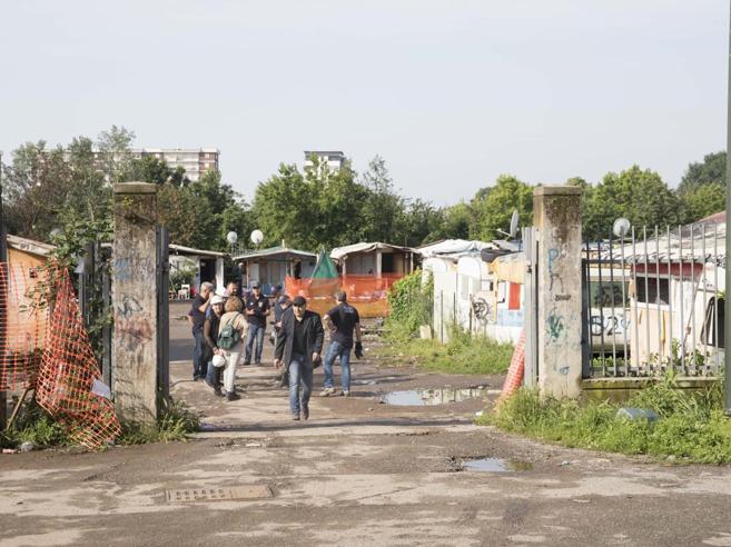 Il leader leghista  e il censimento dei rom:  si può fare i