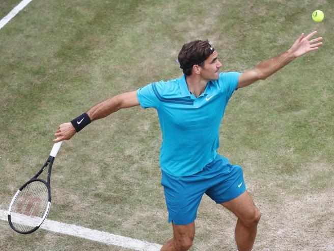 Tennis: Federer si riprende lo scettro di n. 1, Fognini e Giorgi n.1 in Italia