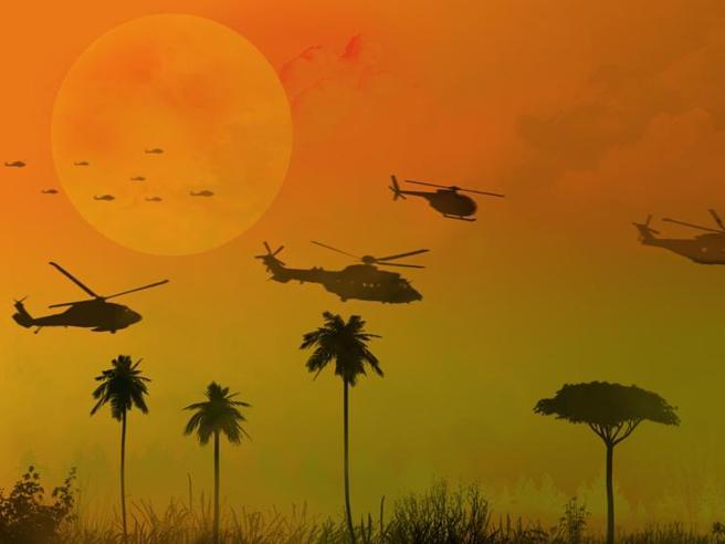 Tim O'Brien: «Portoil Vietnam con me»I quattro  film più significativi secondo l'autore foto