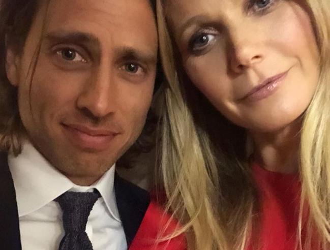 Gwyneth Paltrow sposa di fine estate negli Hamptons