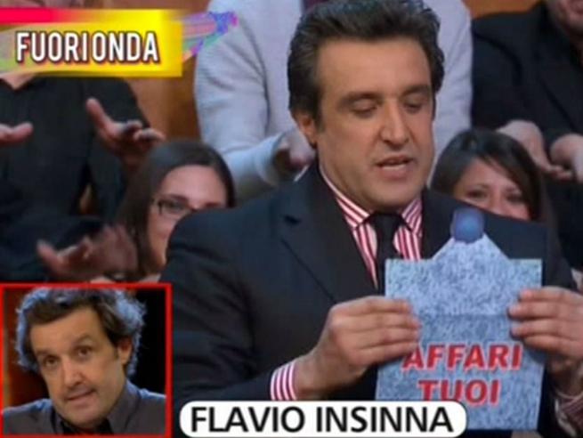 Flavio Insinna confermato a «L'Eredità»: nuove polemiche
