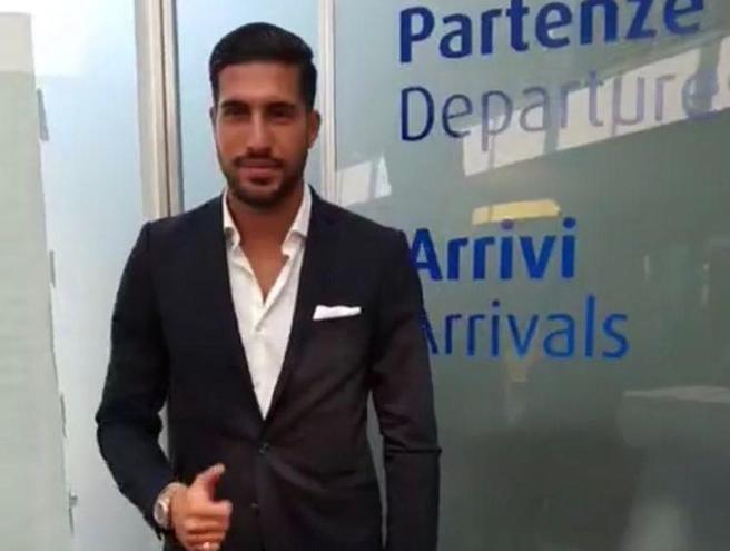 Calciomercato, Juventus: Emre Can è sbarcato a Torino, il tedesco arriva a parametro zero dal Liverpool