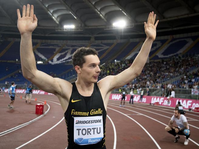 """Tortu sui 100 metri a Madrid cancella Mennea: 9""""99 prim"""