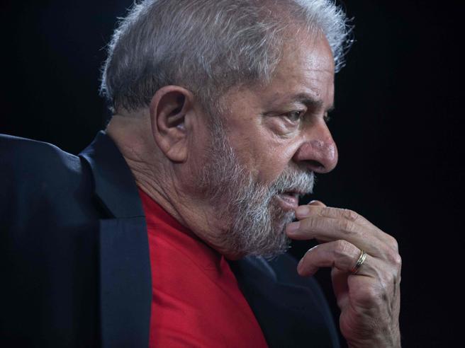 Lula, respinta la richiesta di scarcerazione