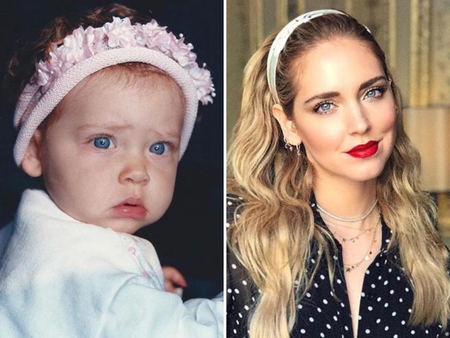 Le star postano le loro foto da piccole: la nuova moda su Instagram