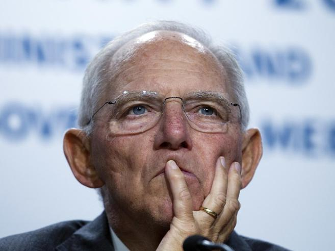 Schäuble: «Un'Europa senza Italia non è concepibile. Io spauracchio del Sud? Più un capro espiatorio»