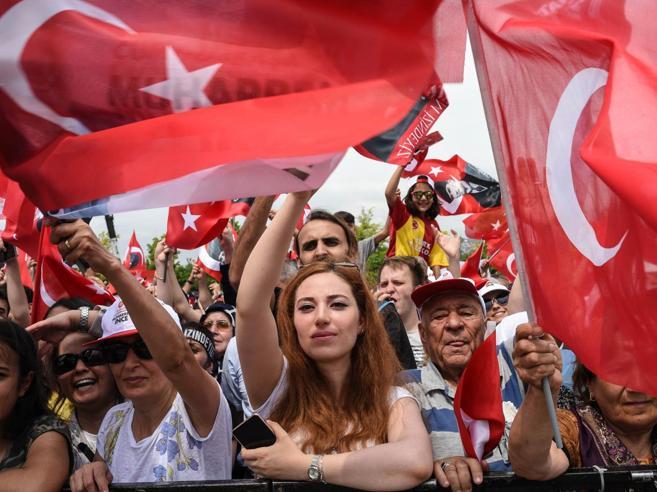 Elezioni in Turchia: il potere assoluto di Erdogan alla provaIl risveglio improvviso del popolo