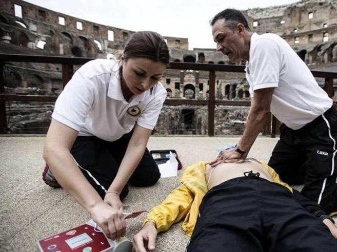 «Noi, i volontari dei defibrillatori salviamo vite nel nome di Giorgio»