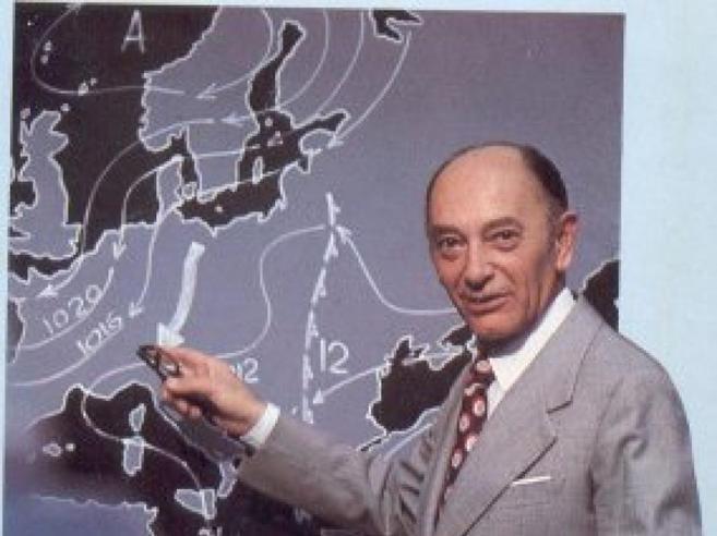Un museo per il colonnello Bernacca, simbolo del meteo in tvChe tempo fa - il video