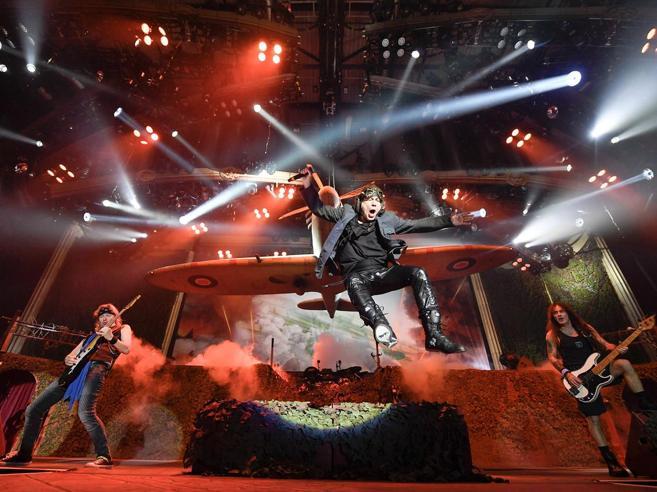 Per sempre Iron Maiden