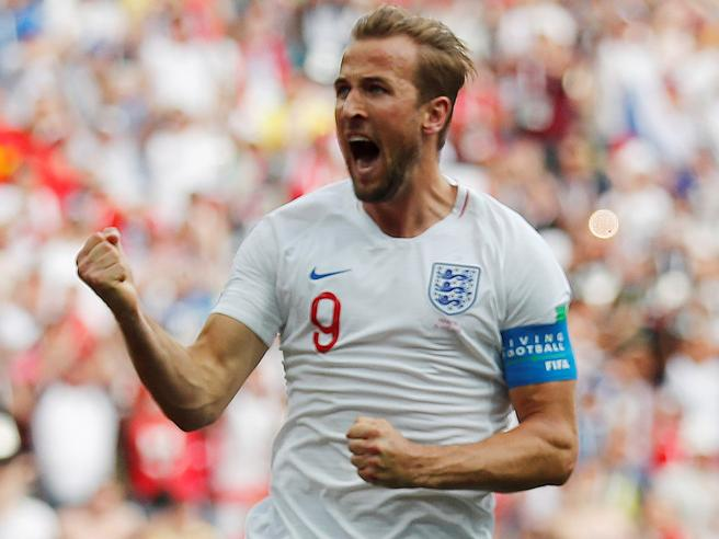 L' Inghilterra travolge Panama 6 1. Ed ora ha la stessa diff