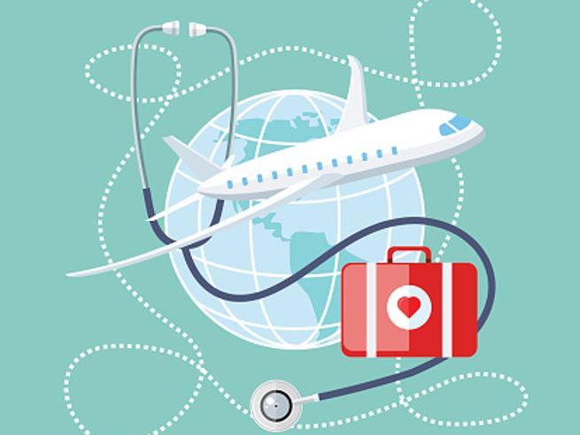 Che cosa fare se ci si ammala all'estero