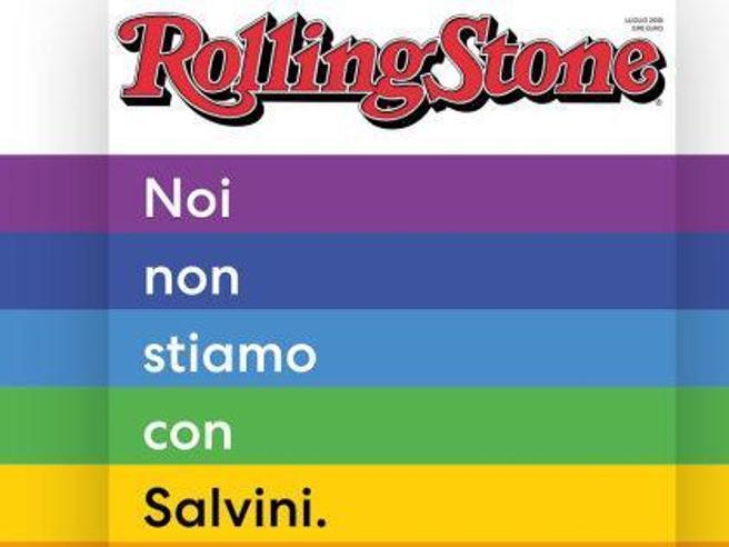 La lista degli attori, musicisti e giornalisti che ha firmato l'appello di Rolling Stone contro Salvini
