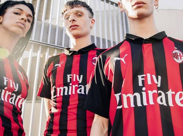 504112bdf3a820 Milan, maglia 2018-2019: un omaggio alla tradizione, firmata Puma -  Corriere.it
