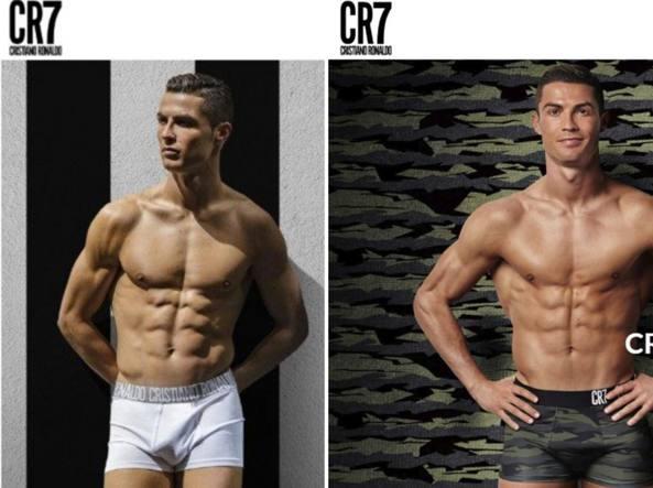 selezione premium 9dbec 041ff Cristiano Ronaldo-Juventus, indizi dalle... «mutande» del ...