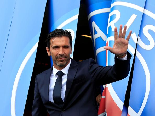 Gigi «Gigì» Buffon al Paris Saint-Germain (Reuters)