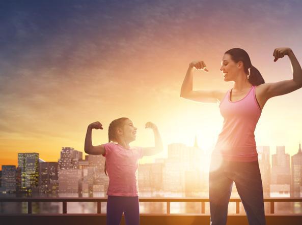 5 abitudini delle mamme che fanno scendere il rischio di obesità nei figli