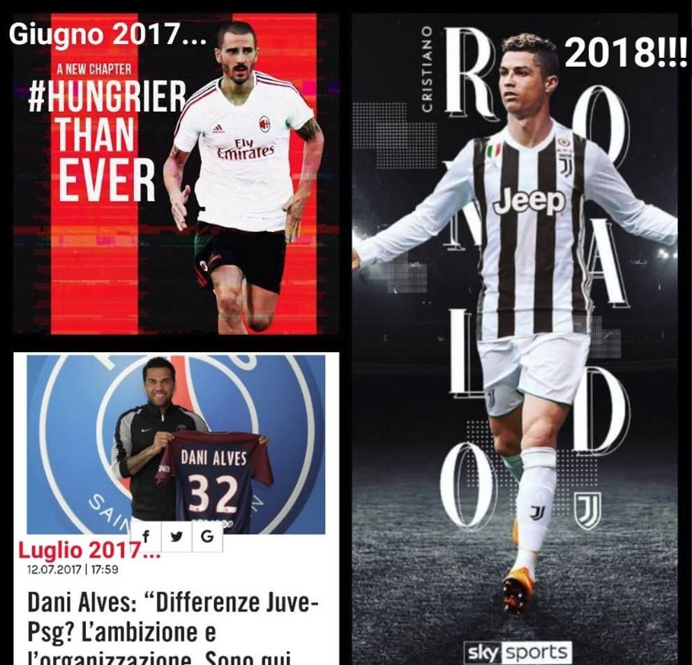 CR7 alla Juve, i tifosi impazziscono sui social - Corriere.it