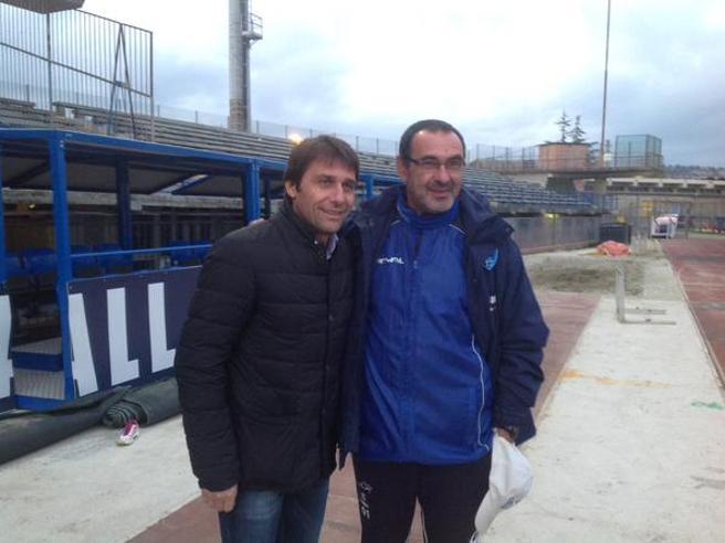 Antonio Conte esonerato dal Chelsea, Sarri in arrivo insieme a Jorginho