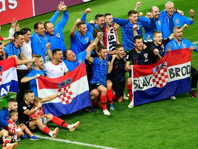 Croazia, ecco perché è in finale ai Mondiali 2018 (benché piccola, senza strutture e con un c.t. per caso...)