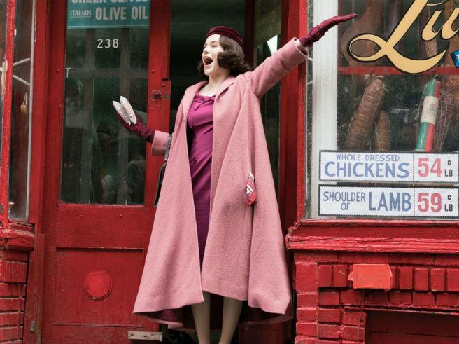 Non solo Netflix: da The Marvelous Mrs Maisel a Fringe5 serie tv da rivedere quest'estate