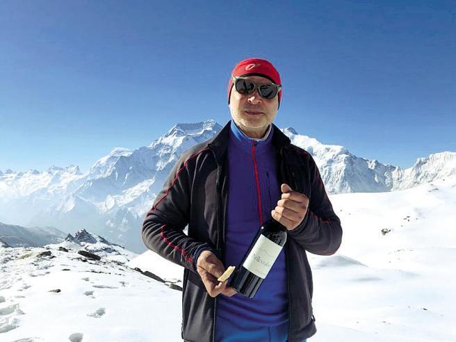 Il Montepulciano d'Abruzzo arrivato fino in Nepal
