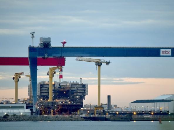 Caso aperto tra Francia e Italia per un rapporto su Fincantieri