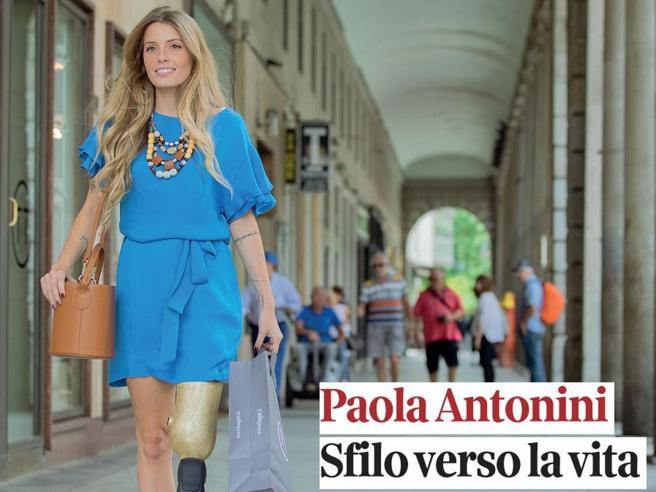 Paola: «La mia bellezza? Corre sulla gamba che non c'è» Buone Notizie oggi è gratis