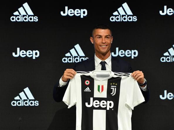 Cristiano Ronaldo Juventus Ma Lo Scudetto Non è Già Vinto Oltre