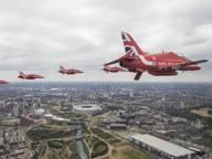 L'italiana Leonardo progetta il nuovo jet militare della Raf inglese