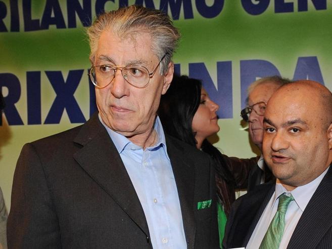 Lega, i pm: condannate Bossi a 1 anno e 10 mesi per la truffa dei rimborsi elettorali
