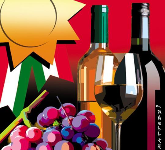 I  dieci signori  del vino  italianoLa top ten delle cantine più ricche
