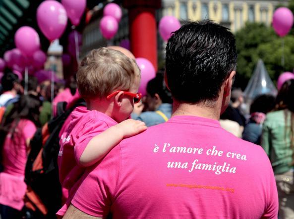 Un padre gay (Ansa)