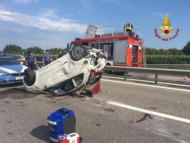 Morta la donna travolta in auto dall'attore Paolini