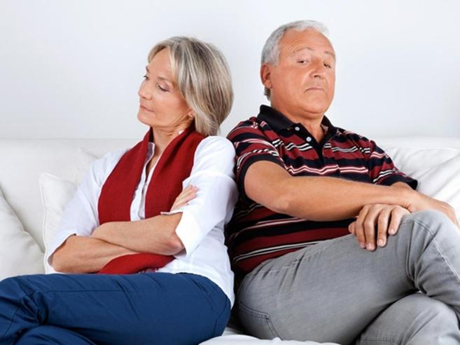 Dirsi addio dopo i 60 anni, quando il divorzio non ha età