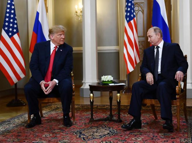 Trump rilancia: Putin venga in UsaChe cosa si sono detti lui e Putin?