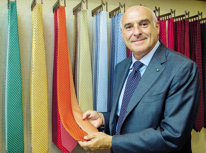 Marinella, il re delle cravatte: «Quella volta che Berluscon