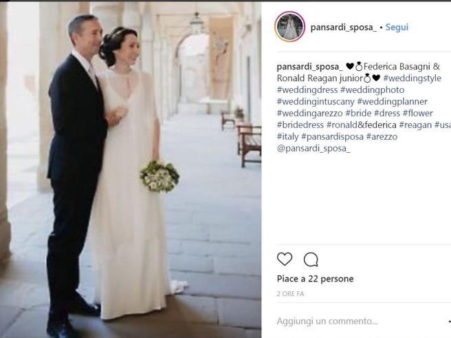 Ronald Reagan jr, matrimonio made in Italy. Il figlio dell'ex Presidente Usa beffa i paparazzi e anticipa le nozze