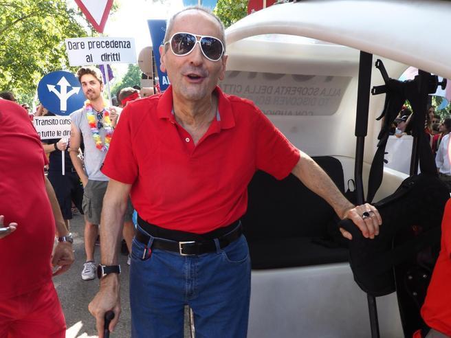 Grillini (leader di Arcigay): «Taglio ai vitalizi, non potrò pagare  cure per il cancro»