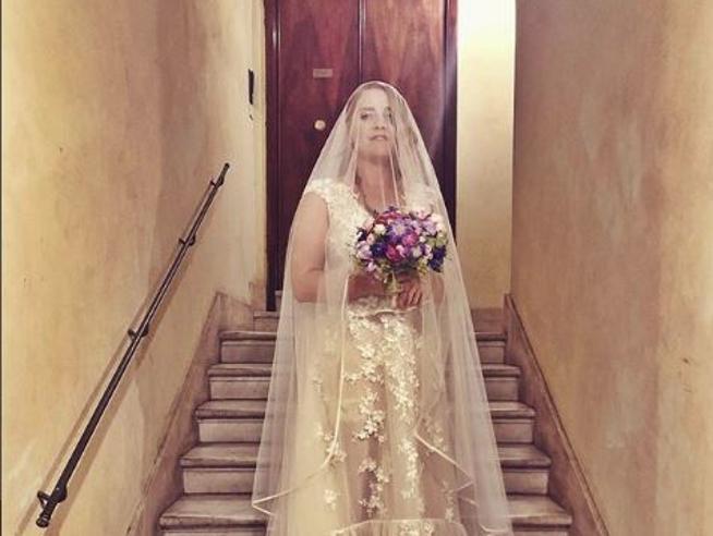 Noemi si è sposata: matrimonio a Roma con Gabriele Greco