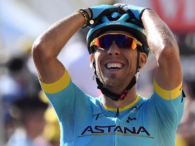 Tour, colpo Fraile per l'AstanaFroome e i favoriti si marcano stretti